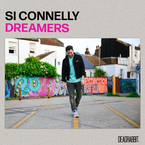 Cover art for Dreamers